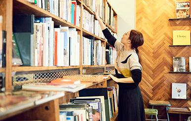 松陰神社前|nostos books|石井利佳さん