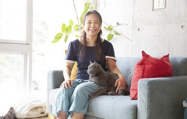 駒沢大学|保護猫カフェ駒猫|吉田清美さん