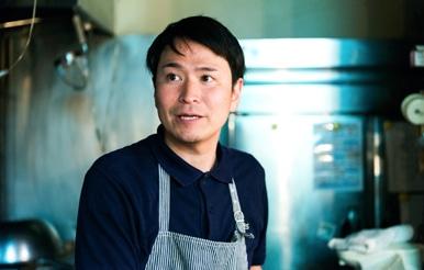 上町|蕎麦シカモア|小川亮さん