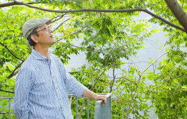 松陰神社前|ガーデンデザイナー|正木覚さん