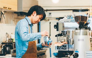 上町|YOUR DAILY COFFEE|中村謙太さん