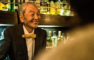 松陰神社前|カクテルの店 バッカス|飯塚徳治さん