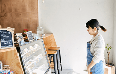 桜新町|Sandwich&Co.|鈴木沙織さん