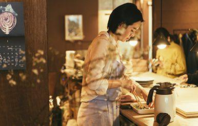 三軒茶屋|eatreat.CHAYA|小林静香さん