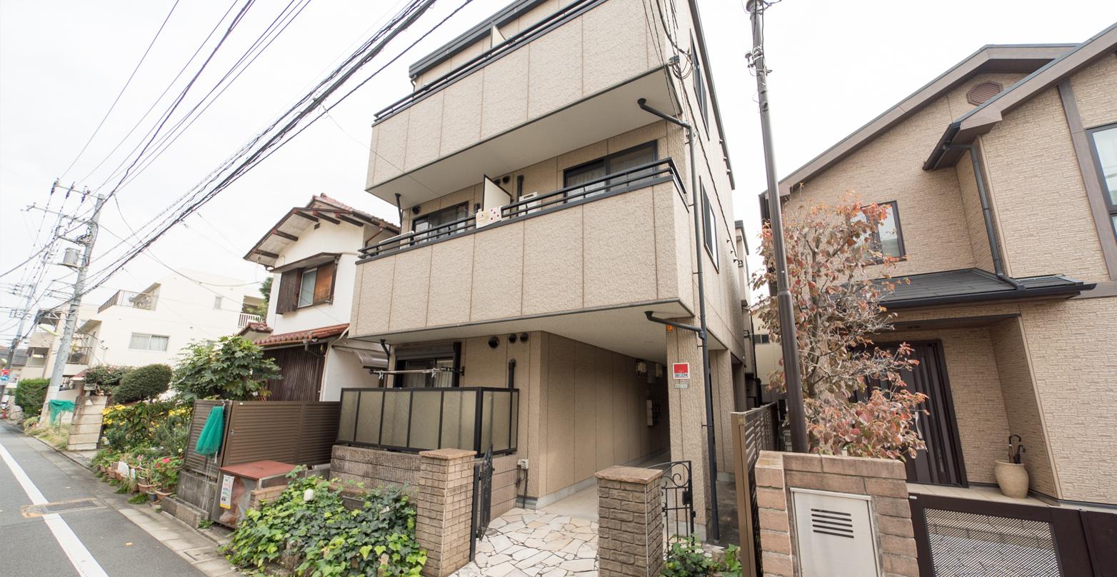【成約済】松陰神社前  収納・設備◎な部屋 101